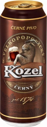Характеристрики и размер товара Напиток пивной 0.5л 3.7% темный Velkopopovicky Kozel ж/б