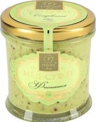 Характеристрики и размер товара Мед-суфле Peroni Honey Фисташка, 250г
