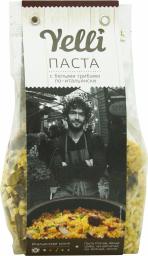 Характеристрики и размер товара Смесь для пасты с белыми грибами по-итальянски Yelli м/у 250г