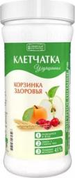 Характеристрики и размер товара Сибирская клетчатка питьевой коктейль корзинка здоровья, 350 г