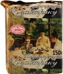 Характеристрики и размер товара Хлебцы Невская мельница хрустящие К завтраку 150г