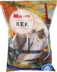Характеристрики и размер товара Хек Магуро тушка мороженый 1кг