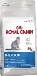 Характеристрики и размер товара Сухой корм для кошек Royal Canin Indoor-27 живущих в помещении 2кг