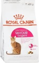 Характеристрики и размер товара Сухой корм для кошек Royal Canin Exigent Savour для особенно привередливых к вкусу продукта 400г