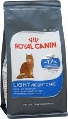 Характеристрики и размер товара Сухой корм для кошек Royal Canin Light-40 при склонности к избыточному весу, 400г