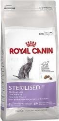Характеристрики и размер товара Сухой корм для кошек Royal Canin Sterilised 37 для стерилизованных кошек, 400г
