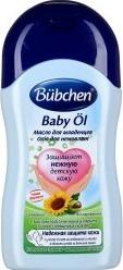 Характеристрики и размер товара Масло Bubchen для тела младенцев с маслом подсолнечника и каритэ, 400мл