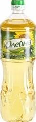 Характеристрики и размер товара Масло Олейна с добавлением оливкого масла, 1л