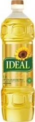 Характеристрики и размер товара Масло IDEAL подсолнечное рафинированное, дезодорированное 1л