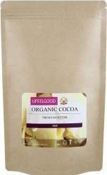 Характеристрики и размер товара Какао масло Ufeelgood органик, 200г
