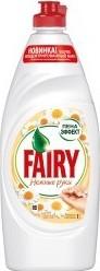Характеристрики и размер товара Средство Fairy для мытья посуды