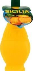 Характеристрики и размер товара Приправа Sicilia Сок лимона натуральная, 115 мл