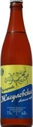 Характеристрики и размер товара Пиво Жигулевское 4%, 1.5 л