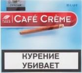 Характеристрики и размер товара Сигариллы Cafe Creme Blue 10пач, блок