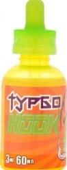 Характеристрики и размер товара Жидкость для ЭСДН Turbo Hook фруктовый, 60 мл