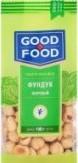 Характеристрики и размер товара Фундук жареный Good Food м/у 130г