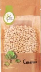 Характеристрики и размер товара Кедровые орехи Семушка, 150 г