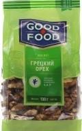 Характеристрики и размер товара Грецкий орех Good Food м/у 130г