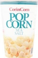 Характеристрики и размер товара Попкорн CorinCorn Sea Solt соленый, 45 г