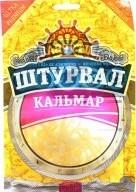 Характеристрики и размер товара Кальмар Штурвал солено-сушеный, 36 г