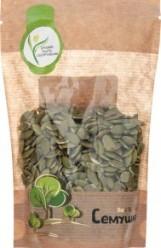 Характеристрики и размер товара Семена тыквенные Семушка очищенные, 150 г