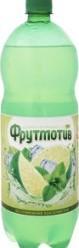 Характеристрики и размер товара Напиток Фрутмотив со вкусом Мохито безалкогольный сильногазированный пастеизованный, 1.5 л