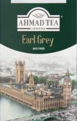 Характеристрики и размер товара Чай Ahmad Tea Earl Grey черный, 100 г