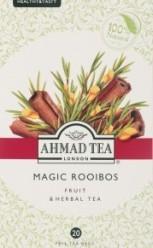 Характеристрики и размер товара Чай травяной Magic Rooibos Ahmad Tea к/у 20x1.5г