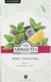 Характеристрики и размер товара Чай травяной Mint Cocktail Ahmad Tea к/у 20x1.5г