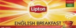Характеристрики и размер товара Чай черный English Breakfast Lipton к/у 20х2г