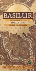 Характеристрики и размер товара Чай Basilur Ceylon Black Tea Masala Chai Oriental Collection черный цейлонский байховый листовой с пряностями, 100 г