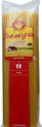 Характеристрики и размер товара Макаронные изделия 3 Glocken DMI спагетти, 500 г