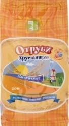 Характеристрики и размер товара Отруби Диадар Пшеничные хрустящие, 200 г
