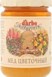 Характеристрики и размер товара Мед D'arbo цветочный, 500 г