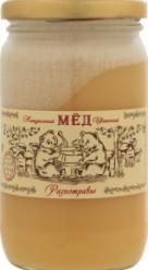 Характеристрики и размер товара Мед Медовая долина Разнотравье натуральный цветочный, 480 г