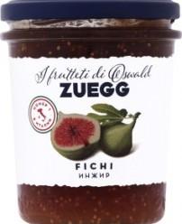 Характеристрики и размер товара Конфитюр Zuegg Fichi из инжира, 330 г