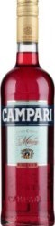 Характеристрики и размер товара Ликер Campari десертный аперитив 25%, 750 мл