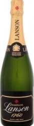 Характеристрики и размер товара Шампанское Lanson Black Label Brut белое брют 12.5%, 750 мл