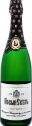 Характеристрики и размер товара Шампанское Новый Свет белое брют 10.5-13%, 750 мл