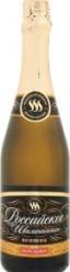 Характеристрики и размер товара Шампанское Московское Российское белое полусладкое 10.5-13.0%, 750 мл