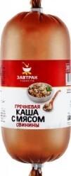 Характеристрики и размер товара Каша Сава гречневая с мясом свинины, 300 г