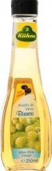 Характеристрики и размер товара Уксус Kuhne из белого вина 6%, 250 мл