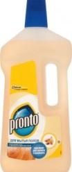 Характеристрики и размер товара Чистящее средство Pronto Интенсивный уход с миндальным маслом для мытья полов, 750 мл