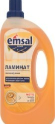 Характеристрики и размер товара Средство для мытья пола Emsal Floor ламинат-линолеум-винил, 1 л