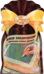 Характеристрики и размер товара Декор Парфэ кондитерский карандаши гелевые цветные, 64 г
