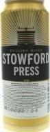 Характеристрики и размер товара Сидр 0.5л 4.5% игристый полусухой Stowford Press ж/б