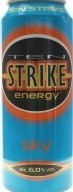 Характеристрики и размер товара Сидр 0.5л 6% фруктовый сладкий Sky Ten Strike ж/б
