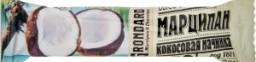 Характеристрики и размер товара Батончик Grondard Марципан кокосовая начинка, 50 г