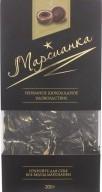 Характеристрики и размер товара Конфеты Три шоколада Марсианка к/у 200г