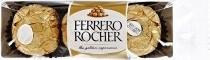 Характеристрики и размер товара Конфеты Ferrero Rocher, 37,5г